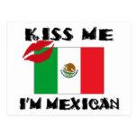 Béseme que soy mexicano