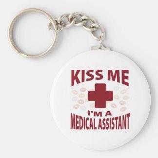 Béseme que soy un auxiliar médico llavero