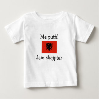 ¡Béseme! Soy albanés (el muchacho) Playeras