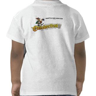 ¡Béseme, yo son alemán esta noche! Camisetas