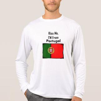 Béseme, yo son de Portugal Playera