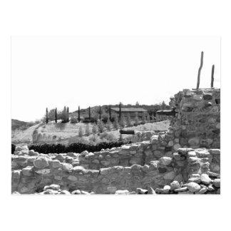 BESH-BA-GOWAH  Pueblo Postcard