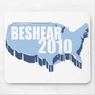 BESHEAR 2010 MOUSEPAD