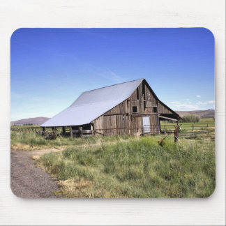 Beside a Country Road - Mouse Pad