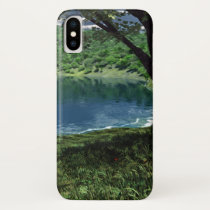 Beside Deep Waters iPhone Case-Mate