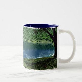 Beside Deep Waters Mug