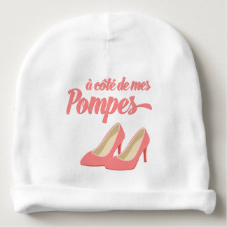 Beside My Shoes - A Cote de Mes Pompes French Baby Beanie