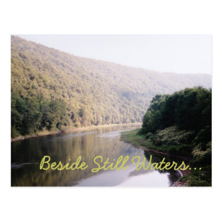Beside Still Waters Postcard