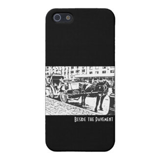 Beside the Pavement iPhone SE/5/5s Cover