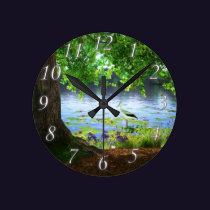 Beside the Still Water Clock