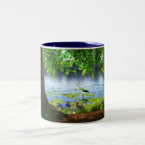 Beside the Still Water Mug
