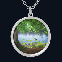 Beside the Still Water Necklace