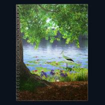 Beside the Still Water Notebook