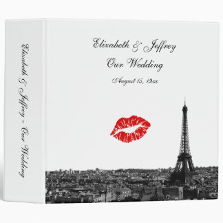 """Beso #1 BW del horizonte de París Francia que casa Carpeta 2"""""""