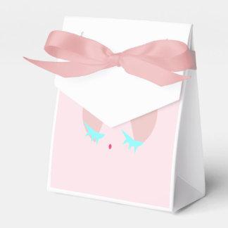 Beso azucarado rosado caja para regalos
