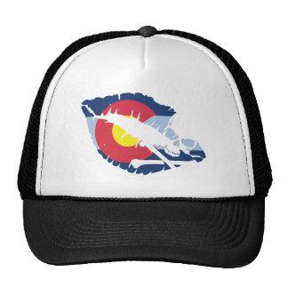 beso de Colorado Gorra