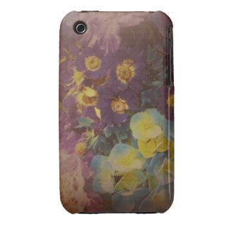 Beso de Hydrangia iPhone 3 Carcasa