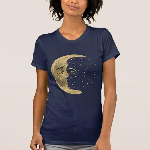 Beso de la noche t-shirts
