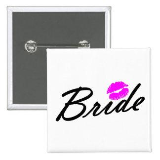 Beso de la novia pins