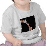 Beso de las madres camisetas