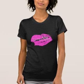 Beso de Mae West - fan Merch Camisetas