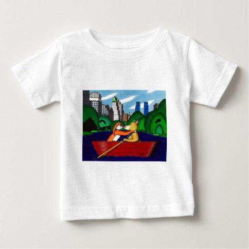 Beso de Manhattan Tshirts