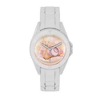 Beso de Sneople reloj del caracol del beso