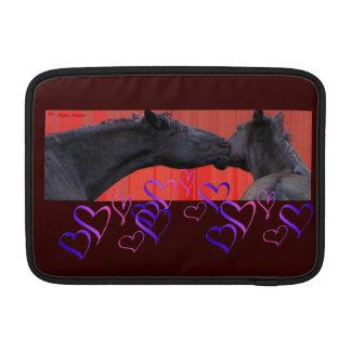 Beso del caballo funda  MacBook