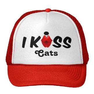 Beso del gorra beso gatos