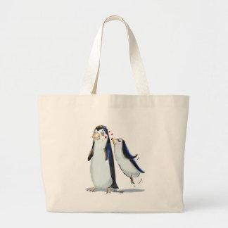 Beso del pingüino bolsa