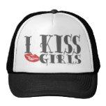 Beso el gorra de los chicas