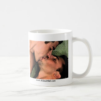Beso latino tazas de café