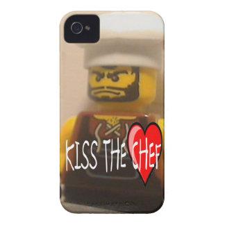 Beso renovado galáctico la cubierta de Iphone 4 Carcasa Para iPhone 4