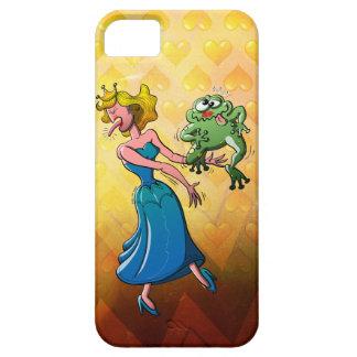 Beso repugnante para una princesa iPhone 5 carcasa