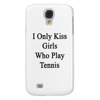 Beso solamente a los chicas que juegan a tenis samsung galaxy s4 cover