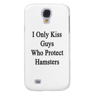 Beso solamente a los individuos que protegen carcasa para galaxy s4