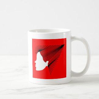 beso tazas de café
