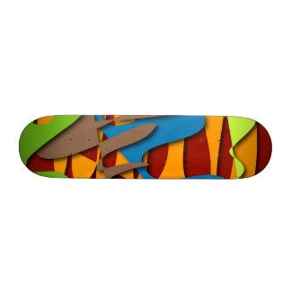BeSoBold Skateboard Deck