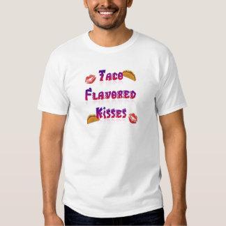 Besos condimentados Taco Remeras