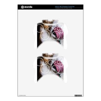 Besos de Charlie Mando Xbox 360 Calcomanía