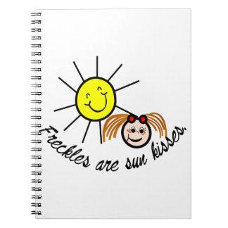 Besos de Sun Note Book