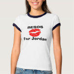 BESOS para Jordania Playera