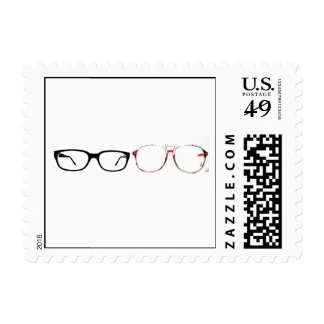 Bespeckled Stamp