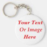 Bespoke Custom Key Chain
