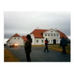 Bessastadir (palacio presidencial), Islandia Postales
