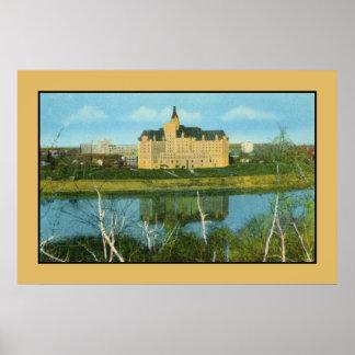 Bessborough Hotel, Saskatoon, Saskatchewan Posters