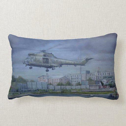 Bessbrook mill Pillow. Pillow