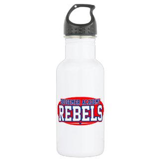 Bessemer Academy; Rebels 18oz Water Bottle