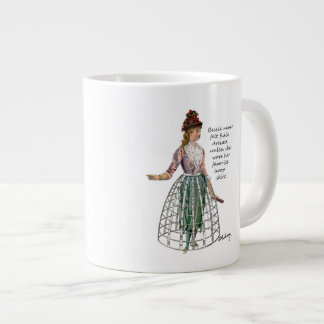 Bessie and Her Hoop Skirt Specialty Mugs