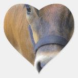 Bessie Calcomanía Corazón